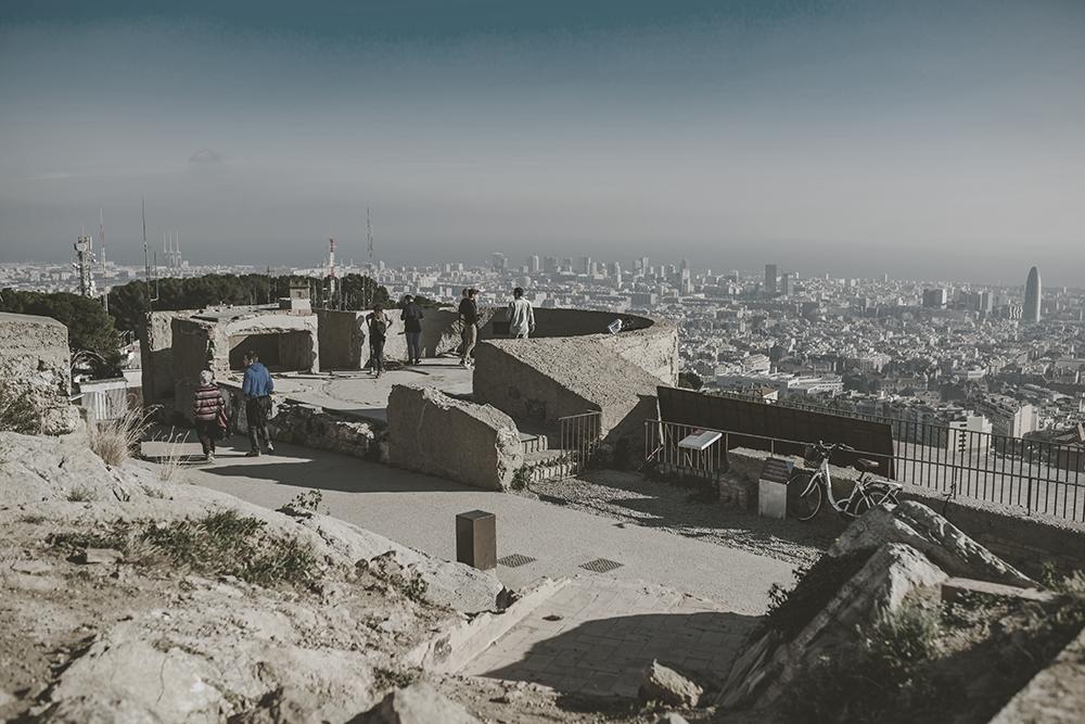 el Bunker del Carmel