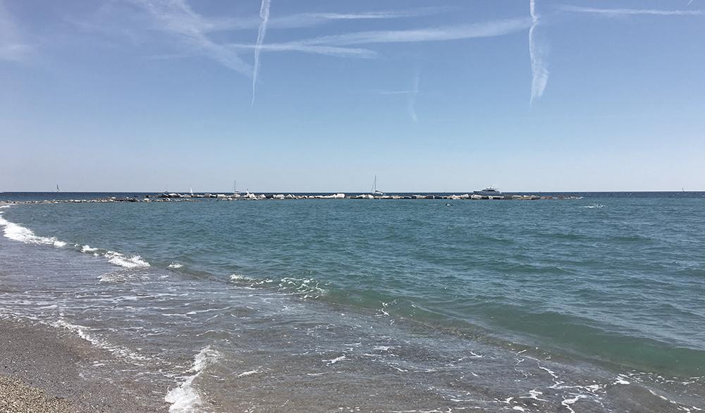 Der Strand Barcelonetta